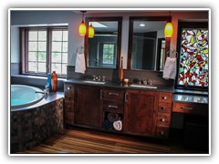 Bath Crashers - Skylight, Starlight & Stained Glass Episode