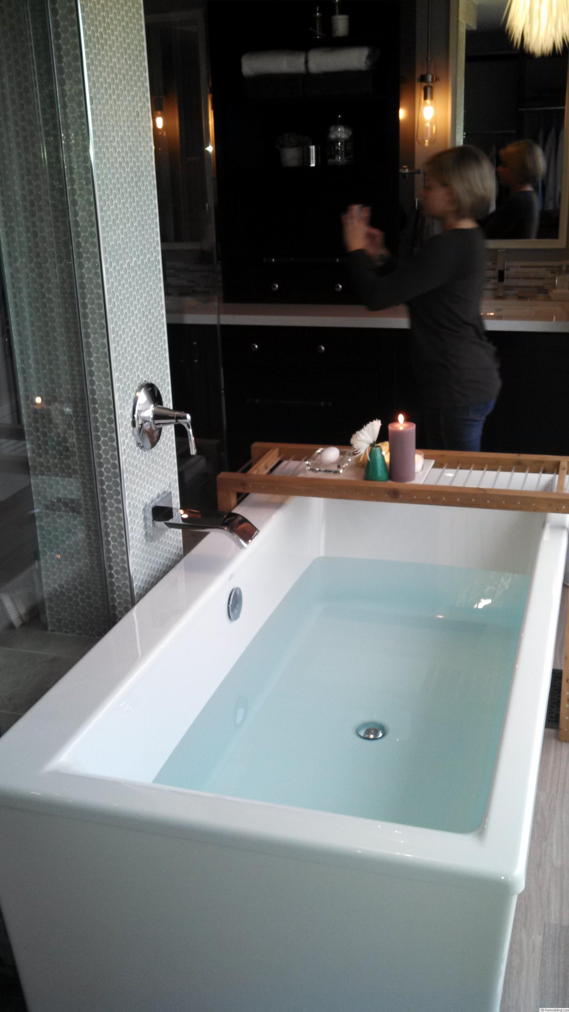 Bath Crashers Shower Showstopper Tjb Remodeling