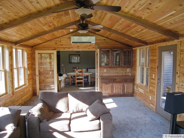 Four Season Porches Remodels