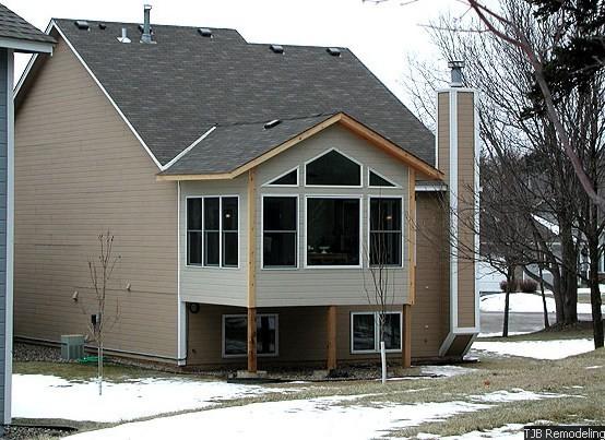TJB Remodeling Four Season Porch - 3 season porch plans