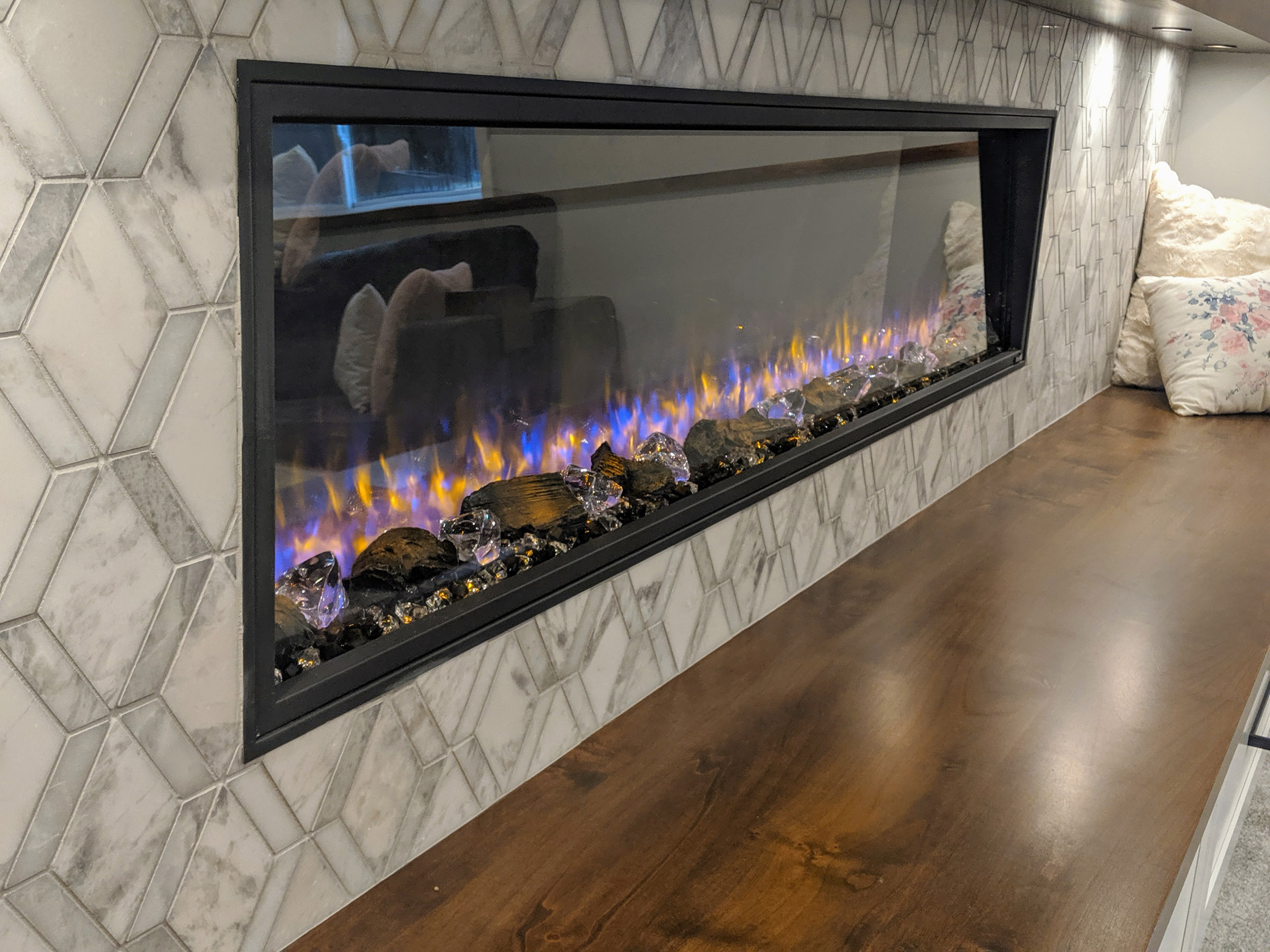 Tjb Remodeling Media Walls Fireplaces Gallery