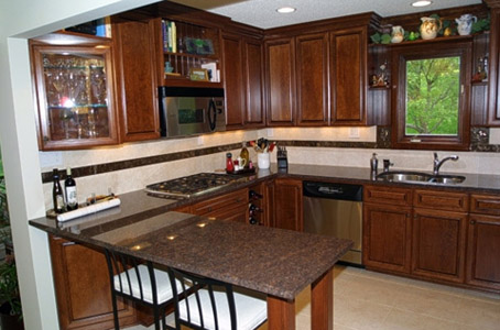 Edina Townhome Kitchen Remodel