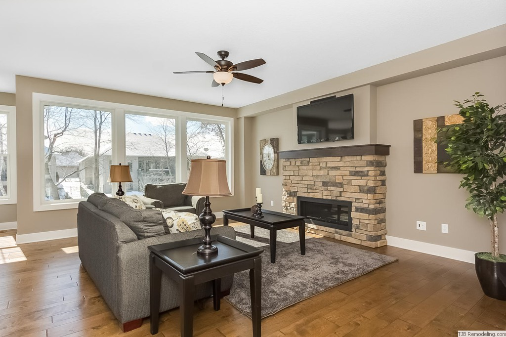 Remodeling, Media Walls, Entertainment Centers, Gas Fireplaces ...