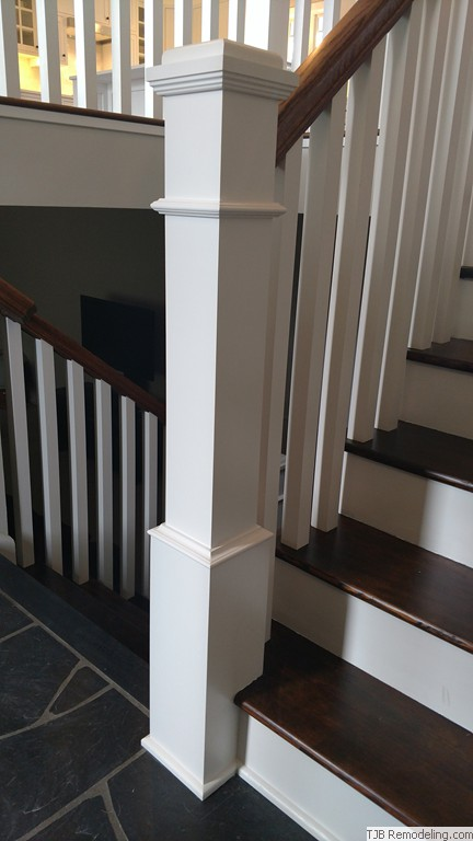 "6"" Newel posts"